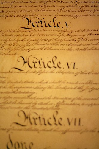 the constitution articles